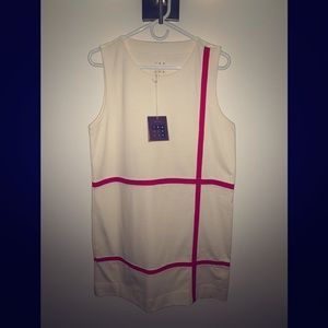 Trademark Welby Shift- Size M- Winter White- NEW